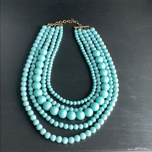 BaubleBar Jewelry - Baublebar multi strand necklace